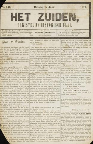 Het Zuiden, Christelijk-historisch blad 1877-06-12