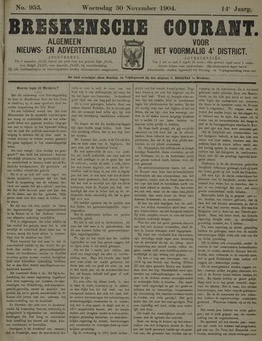 Breskensche Courant 1904-11-30