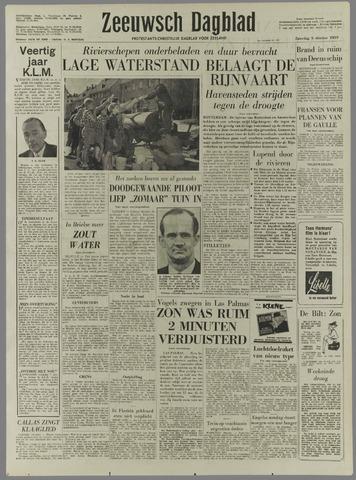 Zeeuwsch Dagblad 1959-10-03