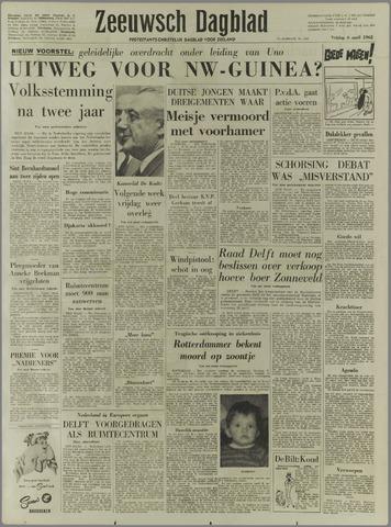 Zeeuwsch Dagblad 1962-04-06