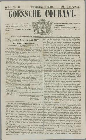 Goessche Courant 1864-06-02