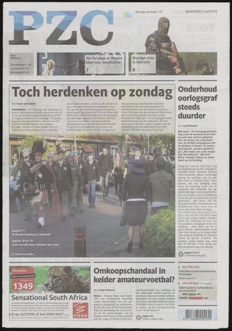 Provinciale Zeeuwse Courant 2014-05-05