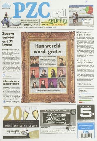 Provinciale Zeeuwse Courant 2010-12-31