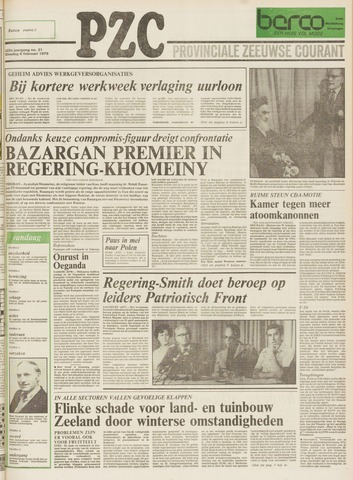 Provinciale Zeeuwse Courant 1979-02-06