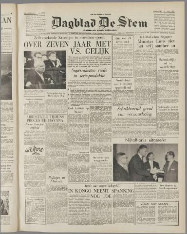 de Stem 1959-01-28