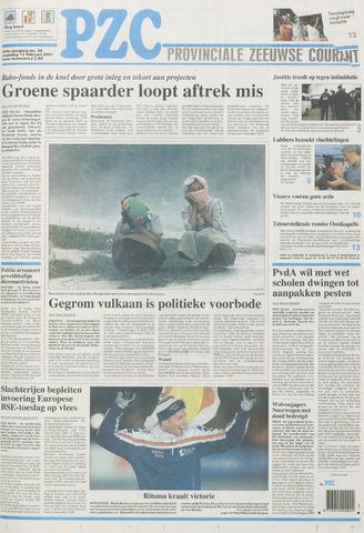 Provinciale Zeeuwse Courant 2001-02-12