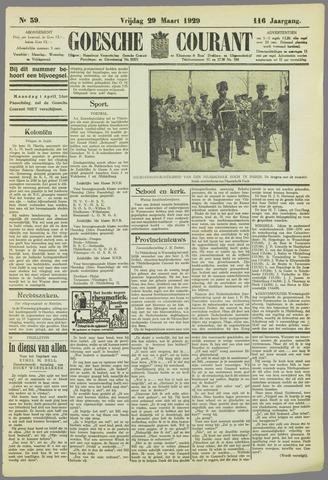 Goessche Courant 1929-03-29