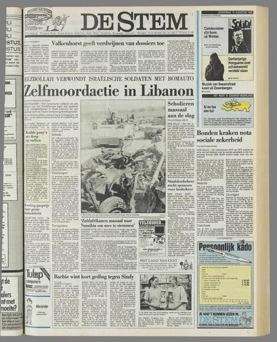 de Stem 1989-08-10