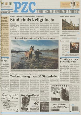 Provinciale Zeeuwse Courant 1999-12-15