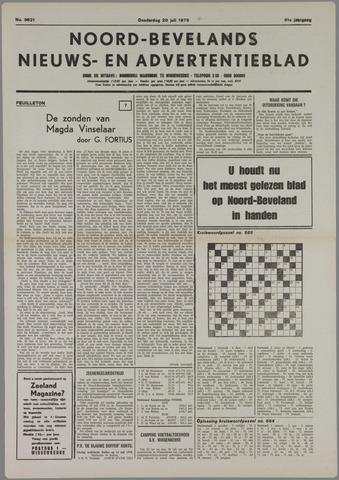 Noord-Bevelands Nieuws- en advertentieblad 1978-07-20
