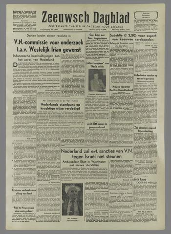 Zeeuwsch Dagblad 1957-02-25