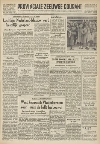 Provinciale Zeeuwse Courant 1952-10-28