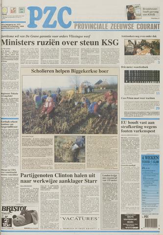 Provinciale Zeeuwse Courant 1998-11-20