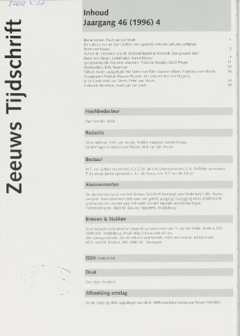Zeeuws Tijdschrift 1996-07-01