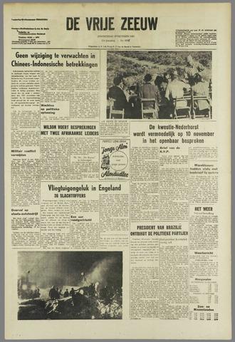 de Vrije Zeeuw 1965-10-28