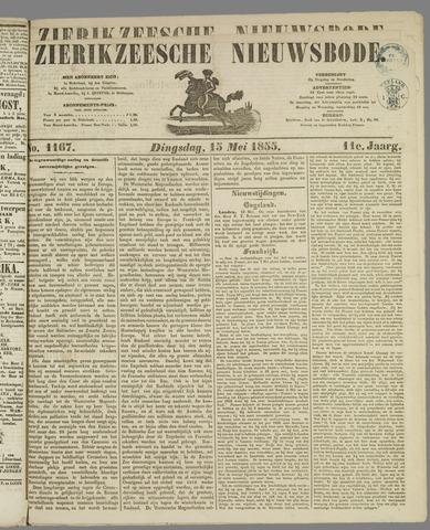 Zierikzeesche Nieuwsbode 1855-05-15