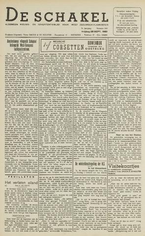De Schakel 1951-09-28