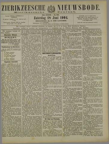 Zierikzeesche Nieuwsbode 1904-06-18