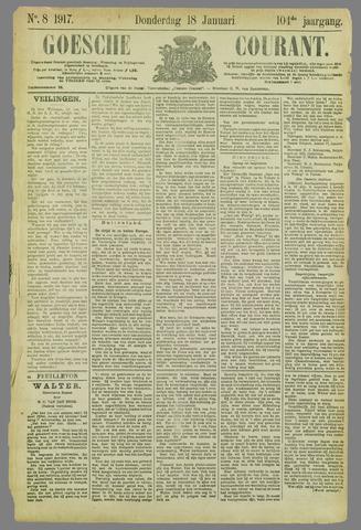 Goessche Courant 1917-01-18