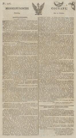 Middelburgsche Courant 1827-10-20