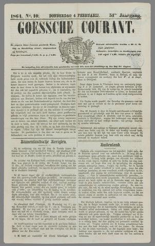 Goessche Courant 1864-02-04