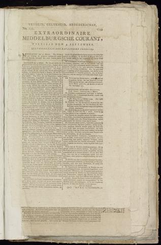 Middelburgsche Courant 1799-09-09