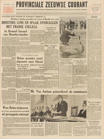 Provinciale Zeeuwse Courant 1965-07-09