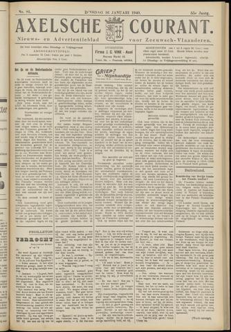 Axelsche Courant 1940-01-16