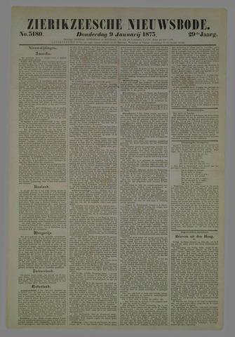 Zierikzeesche Nieuwsbode 1873-01-09