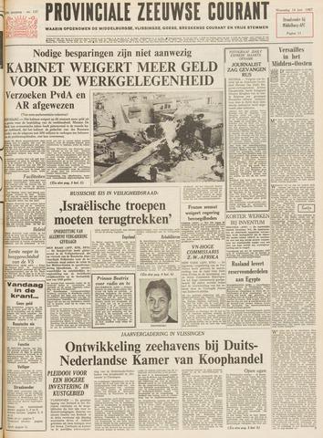 Provinciale Zeeuwse Courant 1967-06-14