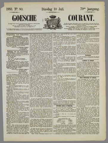 Goessche Courant 1883-07-10