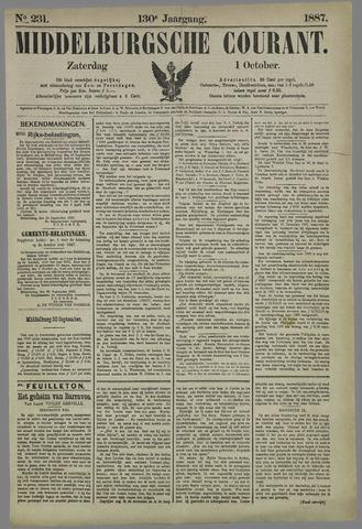 Middelburgsche Courant 1887-10-01