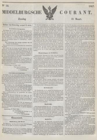 Middelburgsche Courant 1867-03-31