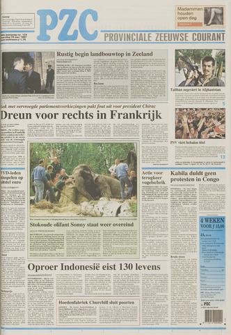 Provinciale Zeeuwse Courant 1997-05-26