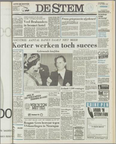 de Stem 1984-10-27