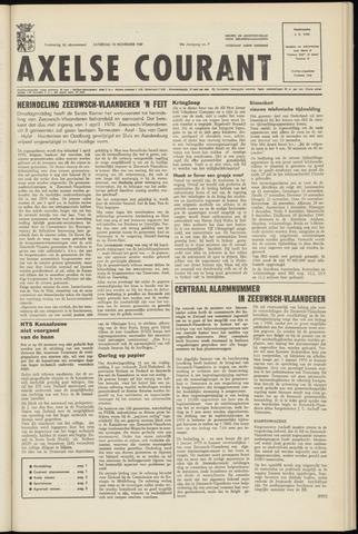 Axelsche Courant 1969-11-15