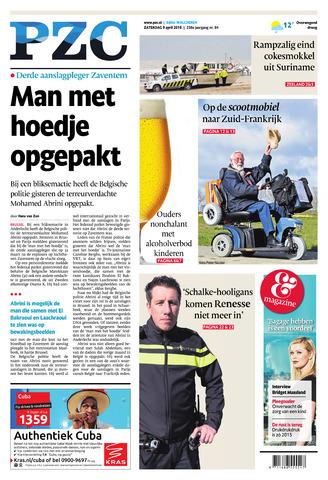 Provinciale Zeeuwse Courant 2016-04-09