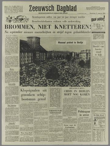 Zeeuwsch Dagblad 1961-08-17