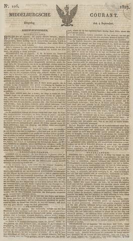 Middelburgsche Courant 1827-09-04