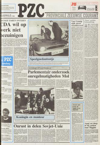 Provinciale Zeeuwse Courant 1988-02-24