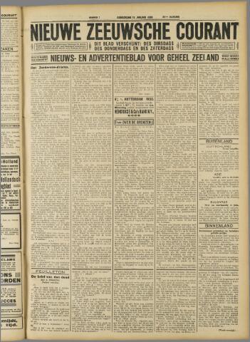Nieuwe Zeeuwsche Courant 1930-01-16