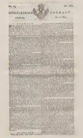 Middelburgsche Courant 1762-05-27
