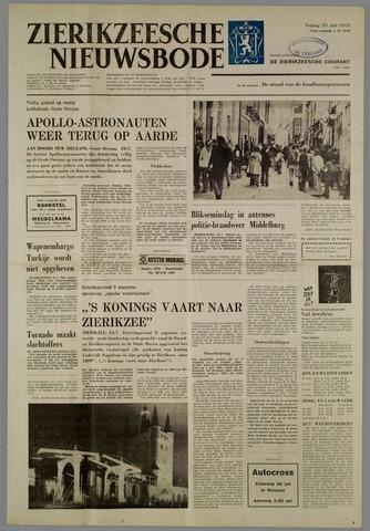 Zierikzeesche Nieuwsbode 1975-07-25