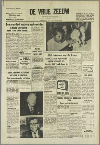 de Vrije Zeeuw 1968-09-28