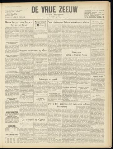 de Vrije Zeeuw 1955-09-05