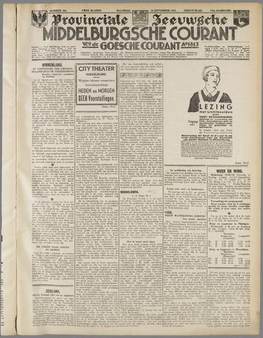 Middelburgsche Courant 1933-09-25