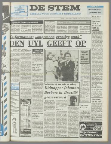 de Stem 1977-08-26