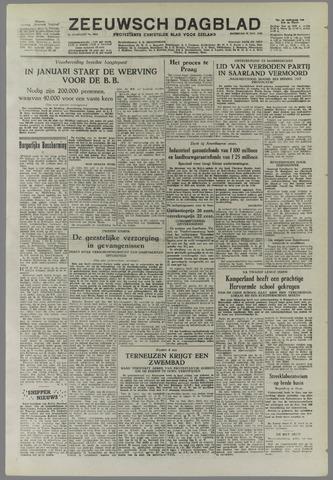 Zeeuwsch Dagblad 1952-11-22