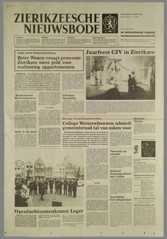 Zierikzeesche Nieuwsbode 1987-04-06