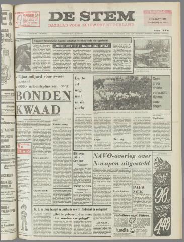 de Stem 1978-03-21